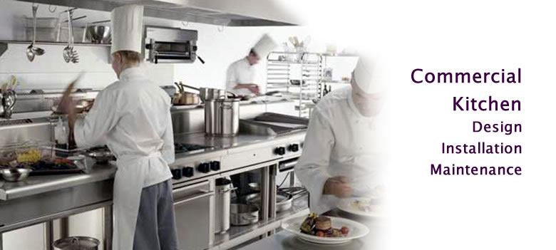 Complete Commercial Kitchen Design, Installation And Maintenance In  Cambridge
