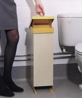 Ladies Sanitary Bin Hire in Cambridgeshire and Northamptonshire